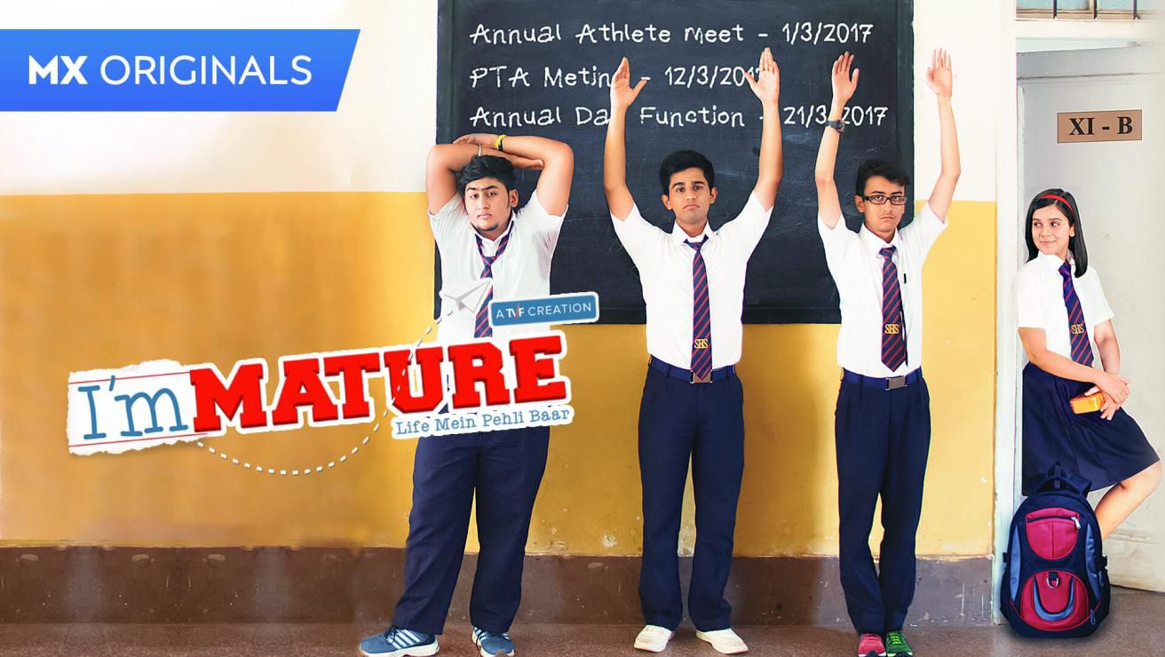 ImMature (2019) Season 1 Complete Joined 720p HEVC 500MB [1-5 EP]