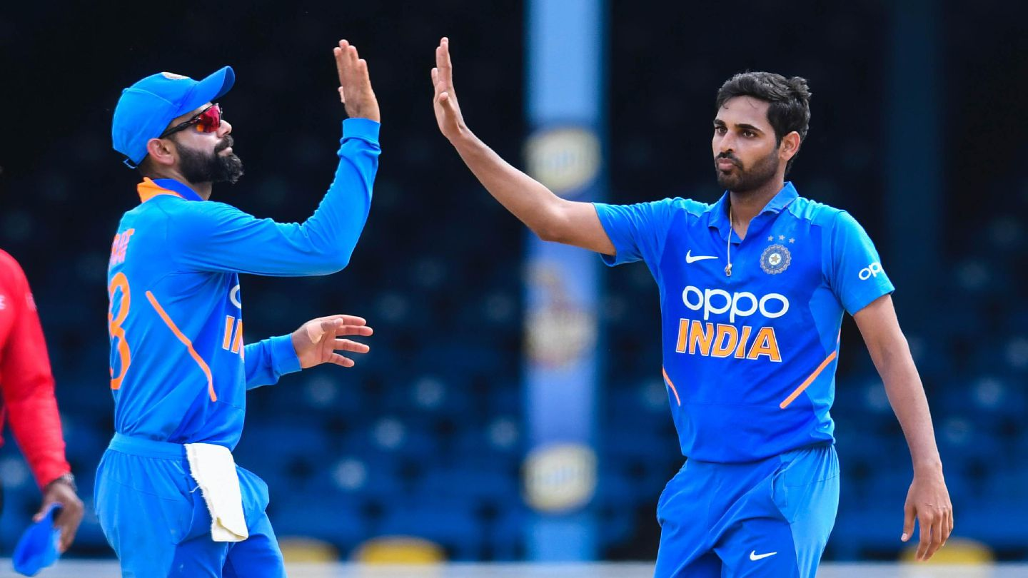 Bhuvi's ability to reinvent is the reason for his success: Zaheer Khan
