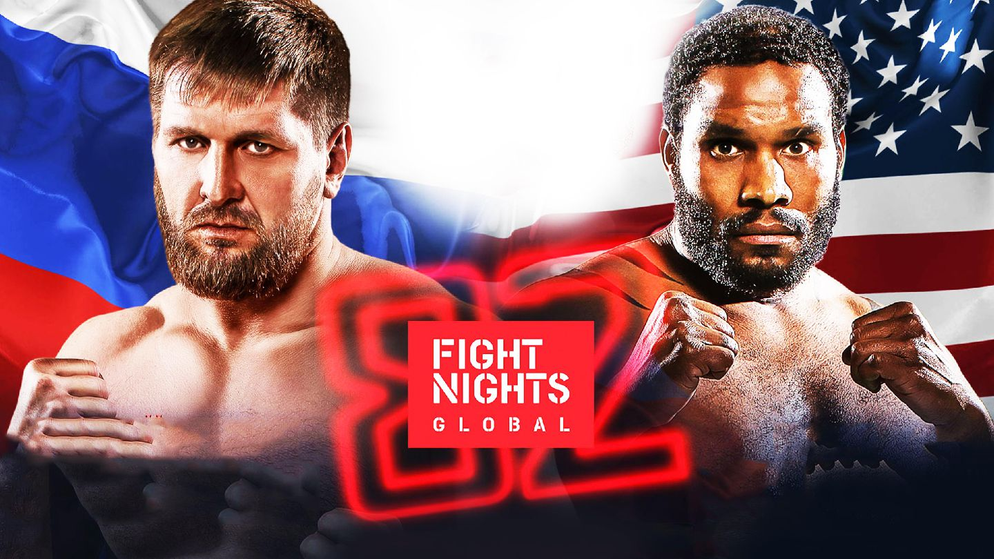 Fight Nights Global 82: Minakov vs. Johnson