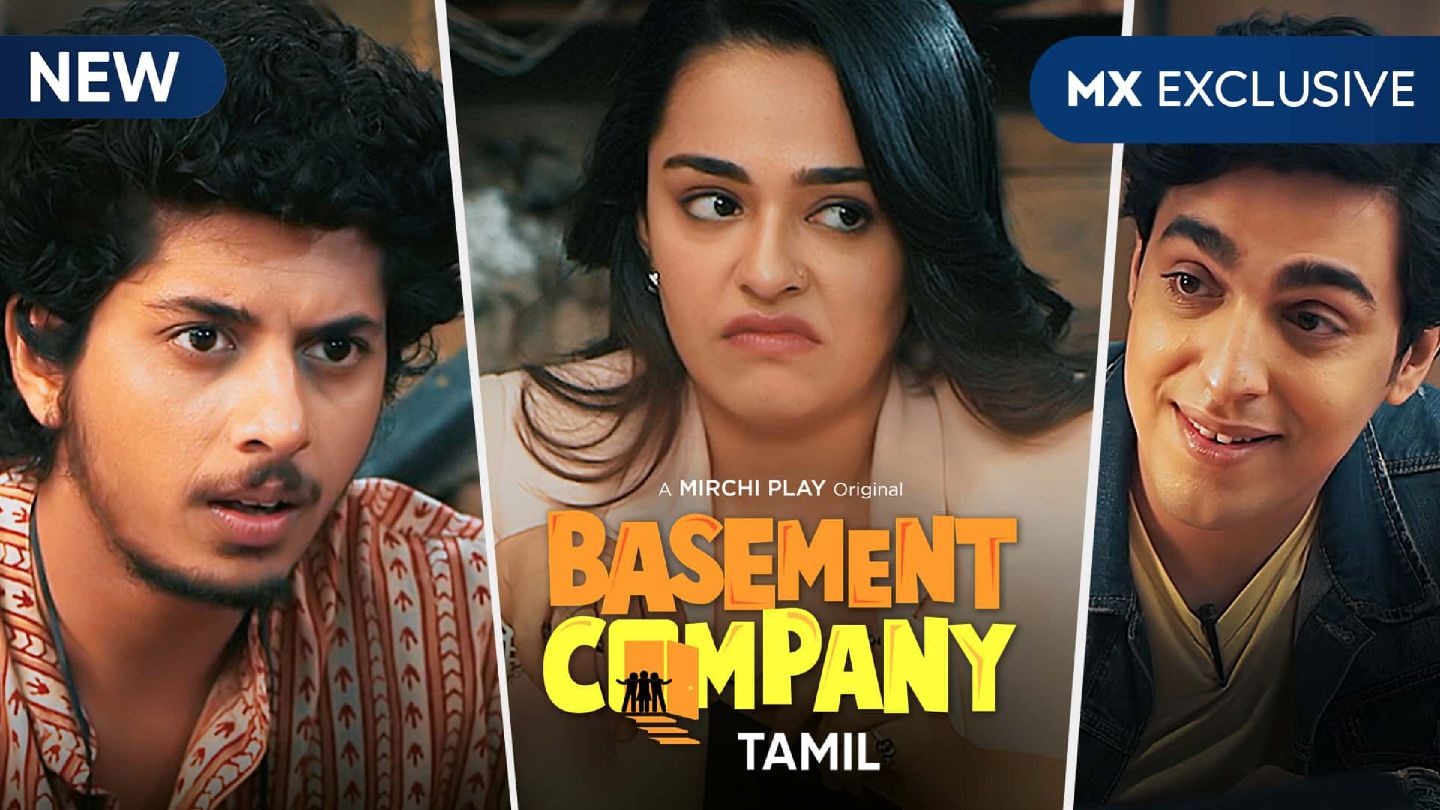 Basement Company S01 2020 MX Web Series Hindi WebRip All Episodes 50mb 480p 150mb 720p 600mb 1080p