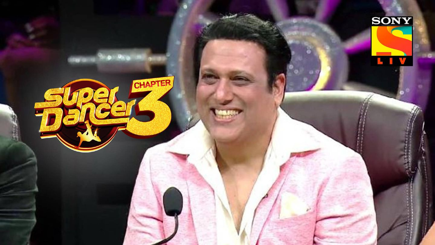 Ep. 25 - Govinda and Shakti Kapoor Grace The Stage - 23 March 2019