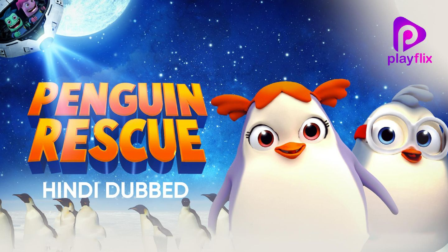 Penguin Rescue (Hindi Dubbed)