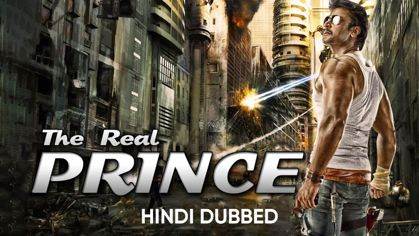 The Real Prince (Hindi Dubbed)