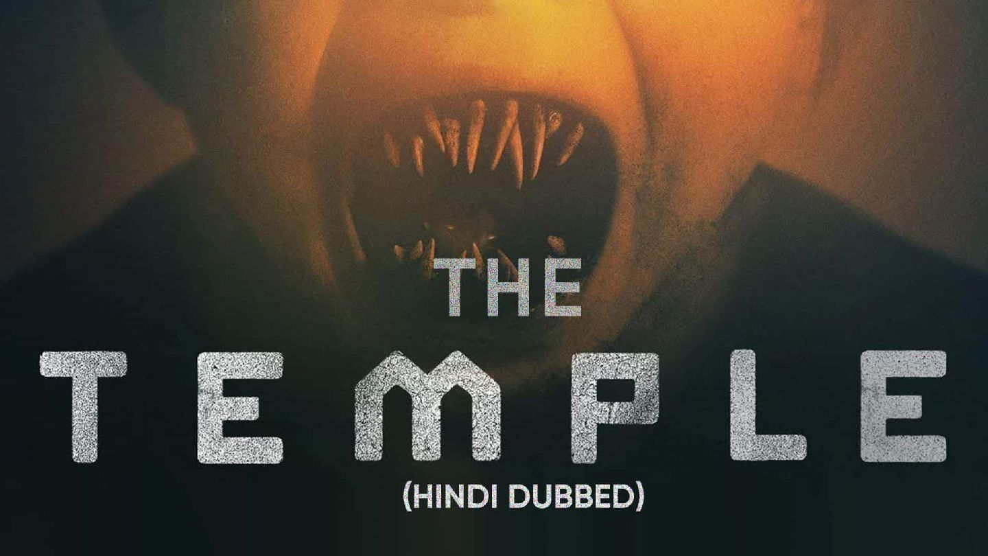 The Temple (Hindi Dubbed)