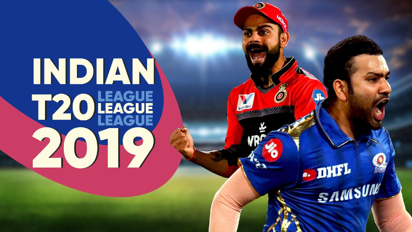 Indian T20 League 2019