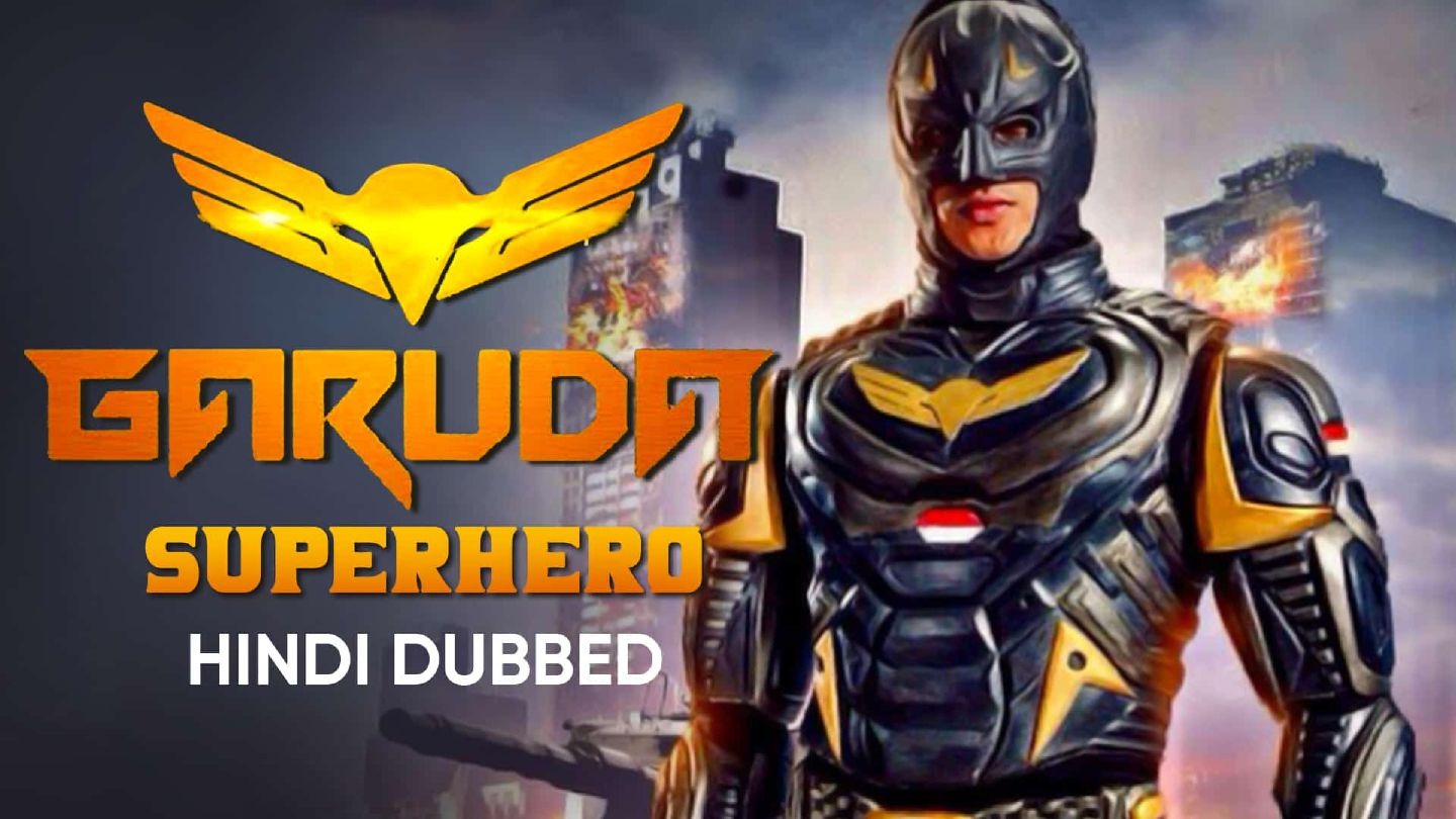 Garuda Superhero (Hindi Dubbed)