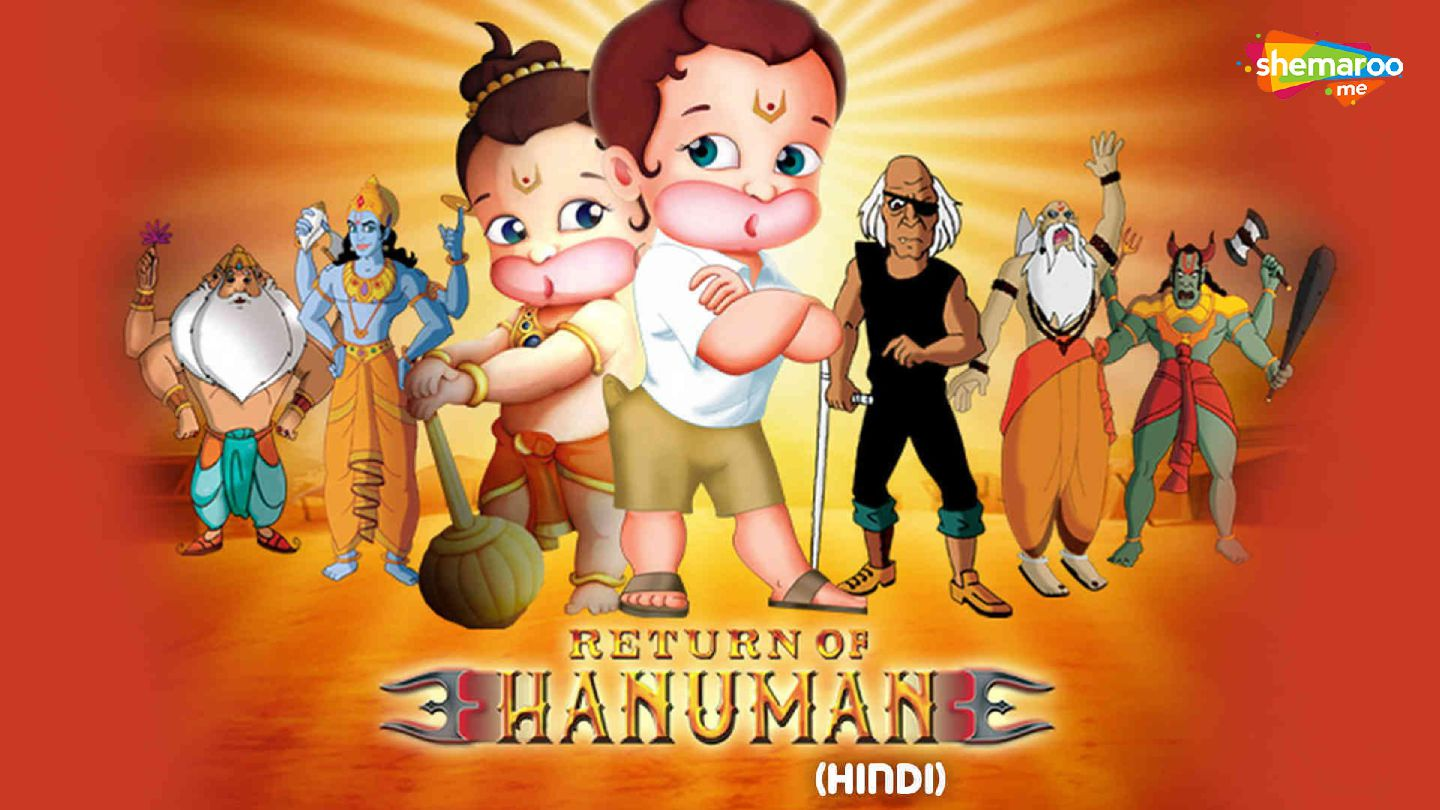 Return Of Hanuman - Hindi