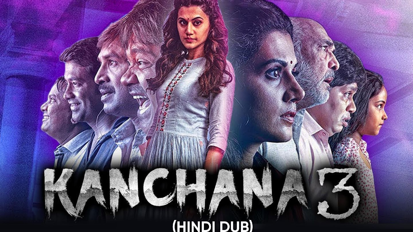 Kanchana 3 (Hindi Dubbed)