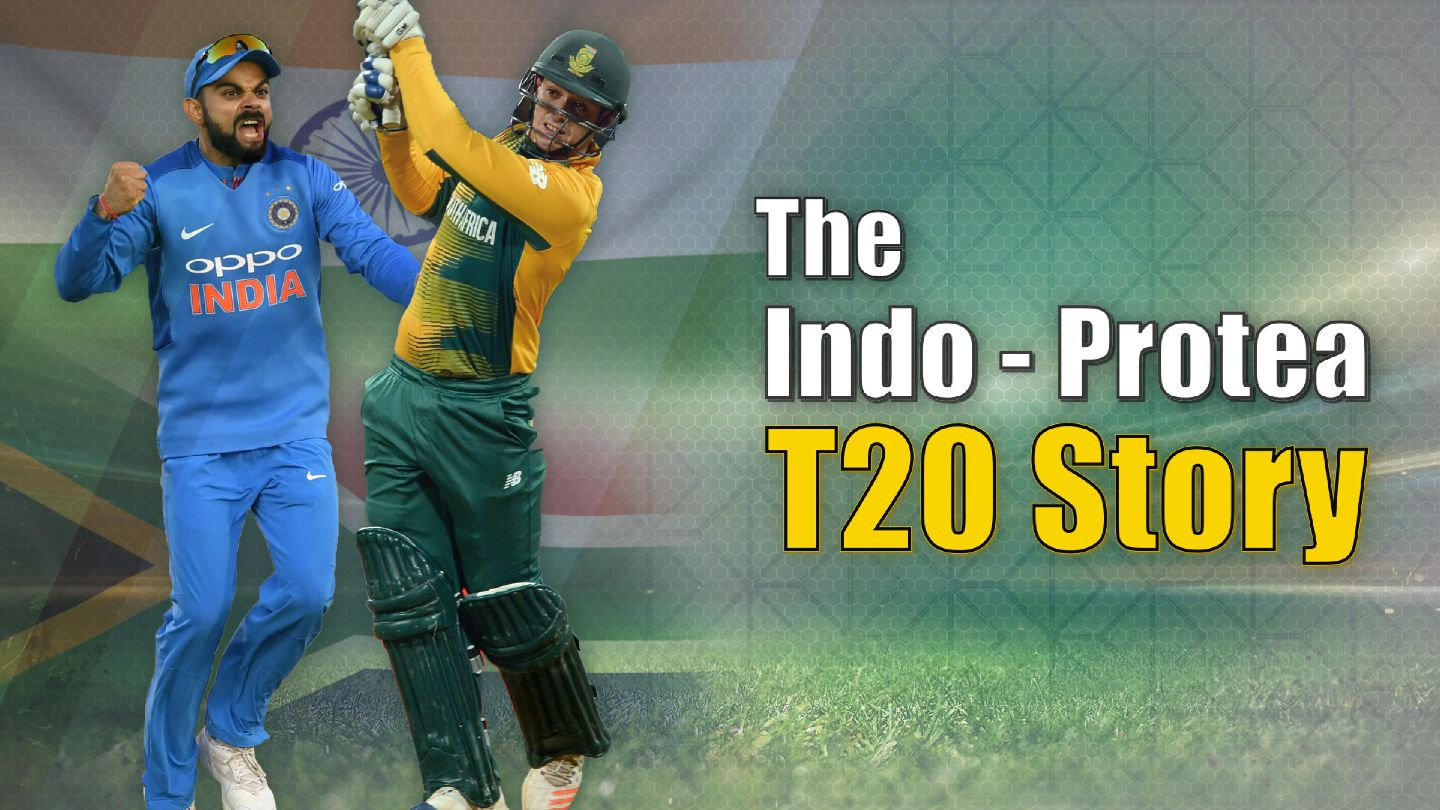 T20I Rewind: Do India have an edge over South Africa?