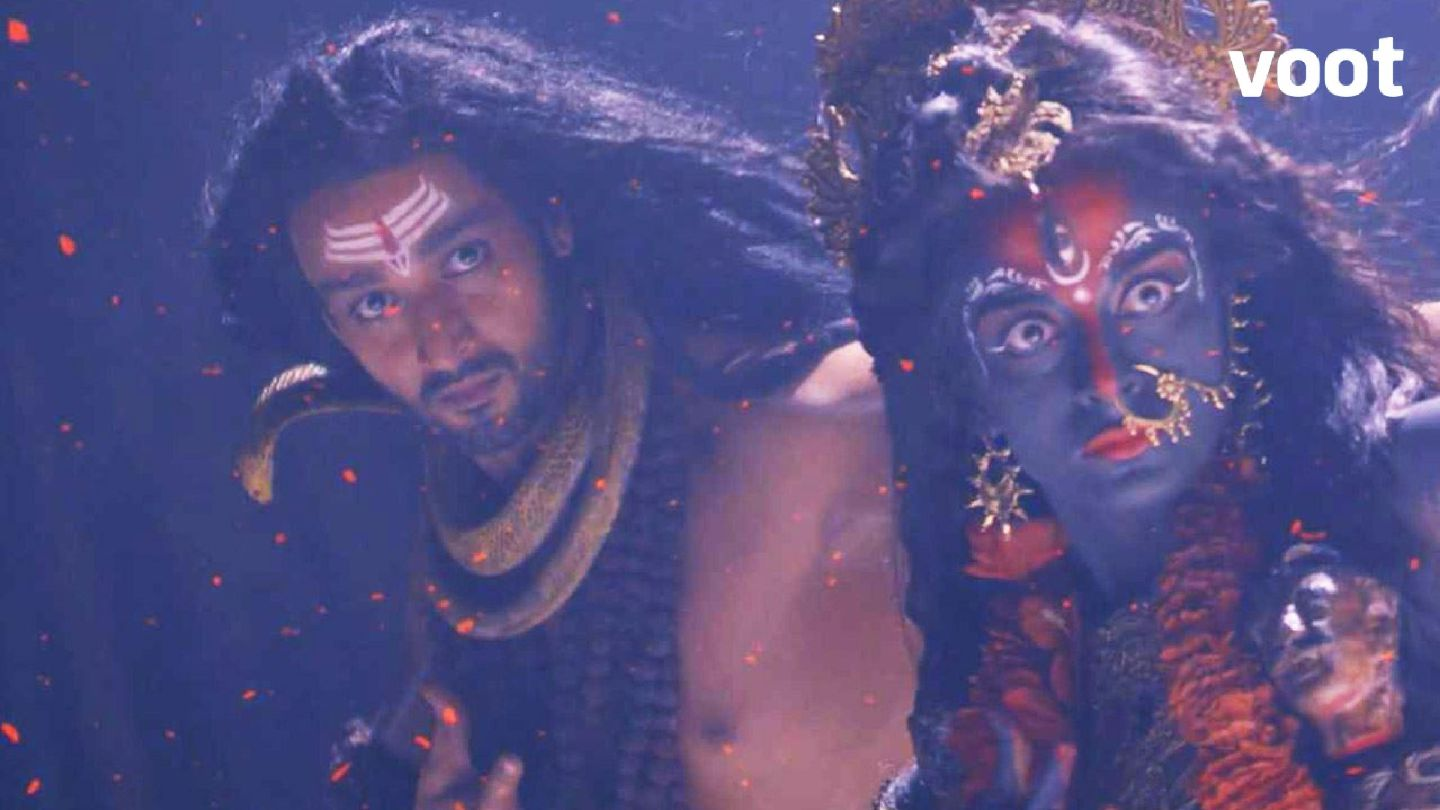 Mahakaali's dance of fury!
