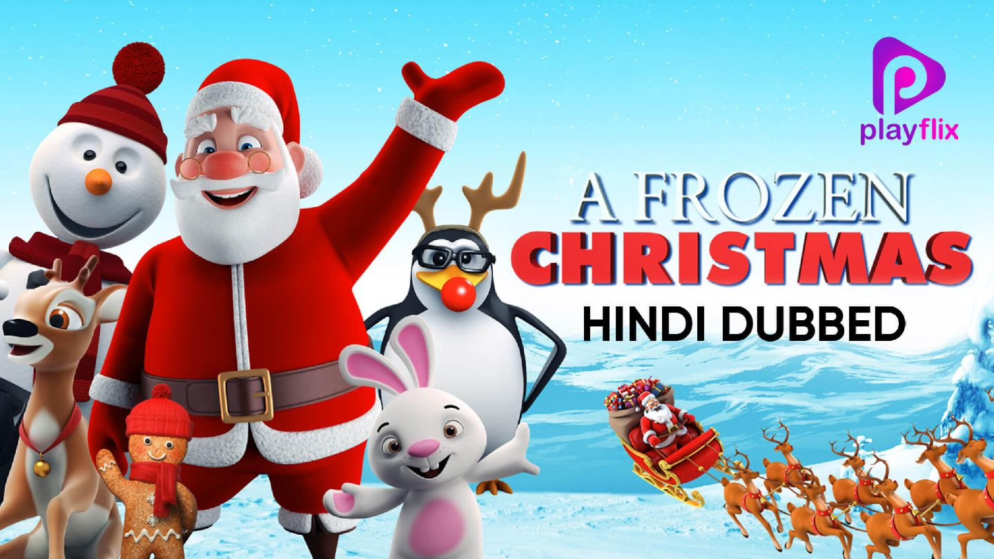 A Frozen Christmas (Hindi Dubbed)