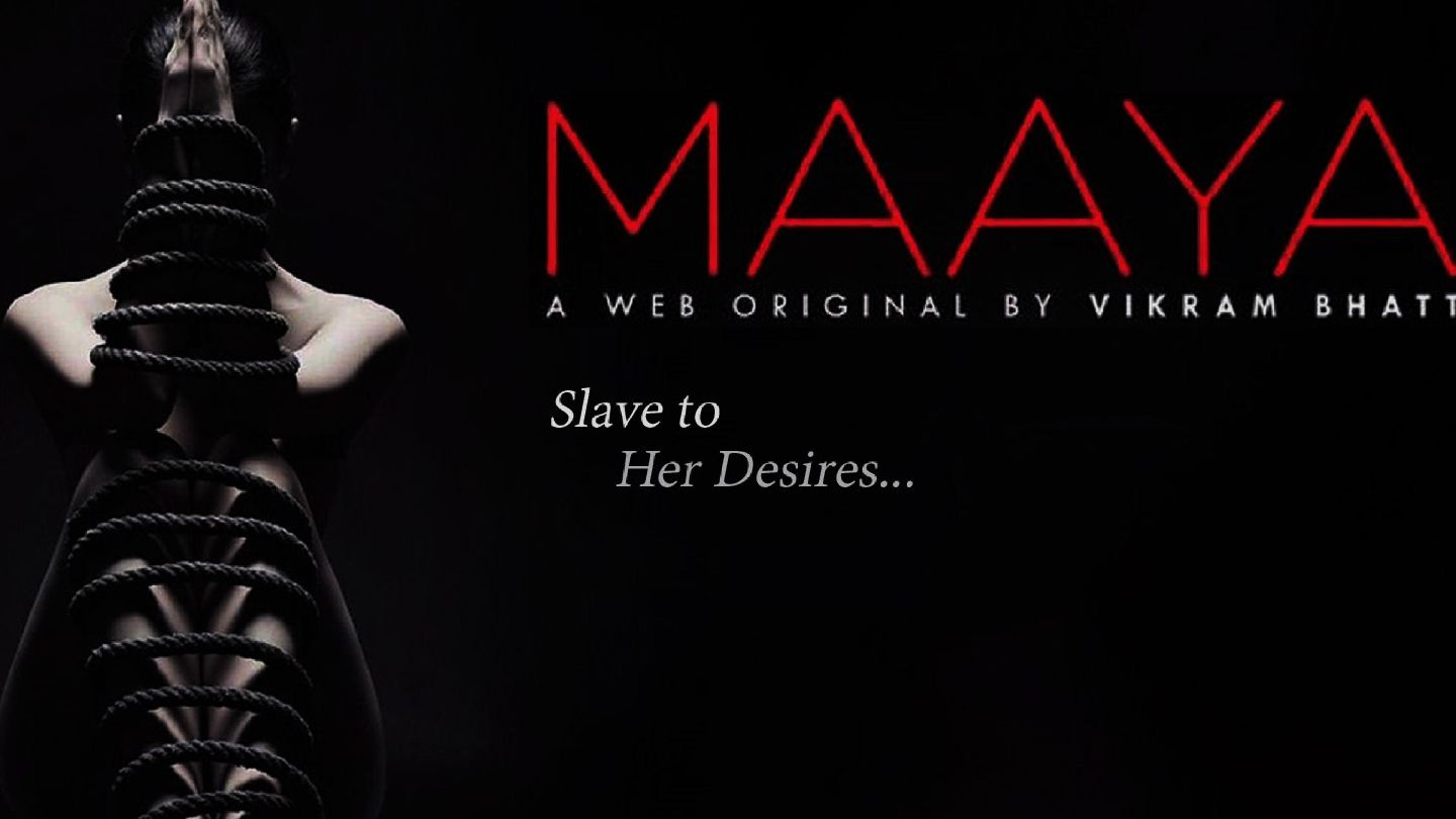 Image result for Maaya: Slave of Her Desires