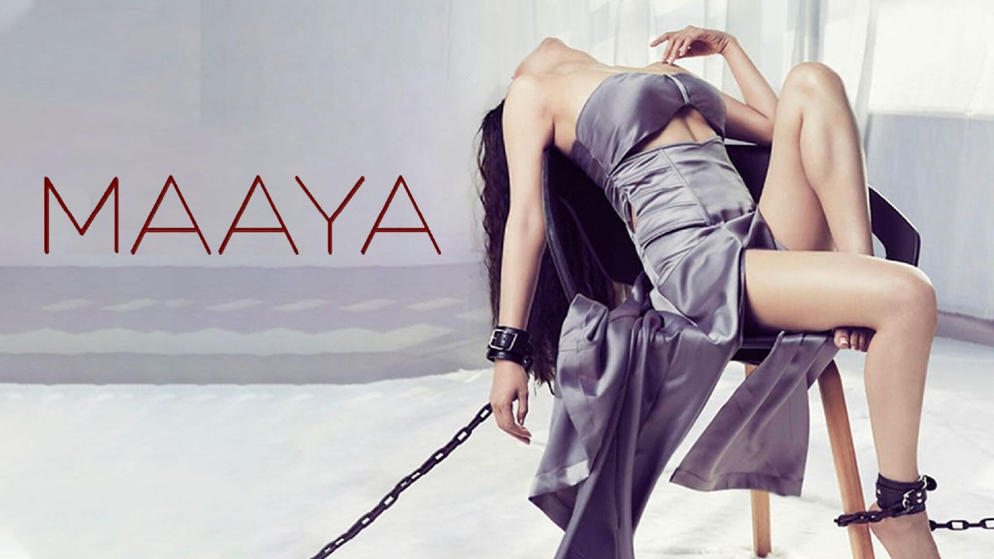 Maaya - Slave of Her Desires