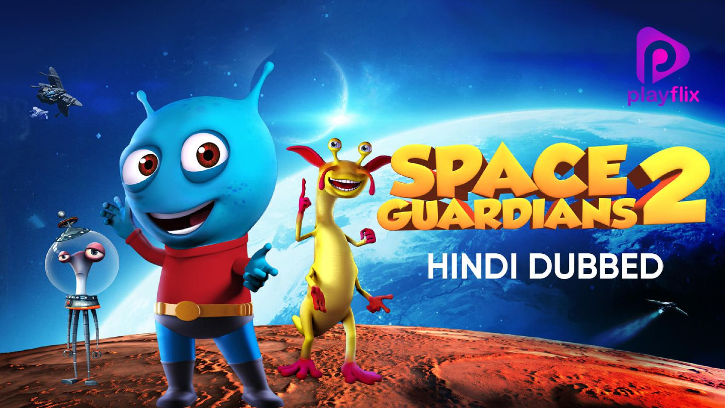 Space Guardians 2 (Hindi Dubbed)