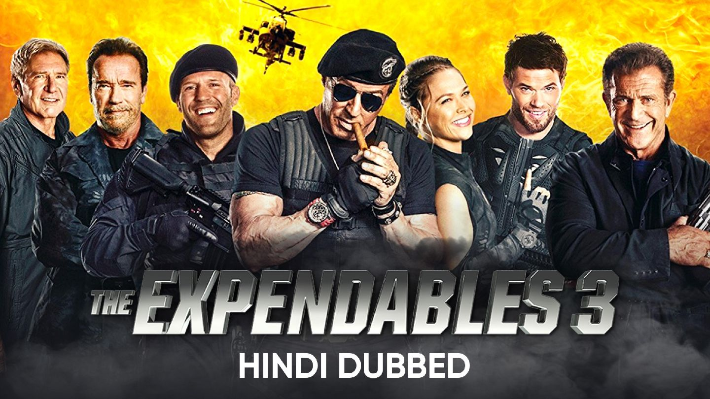 The Expendables 3 (Hindi Dubbed)