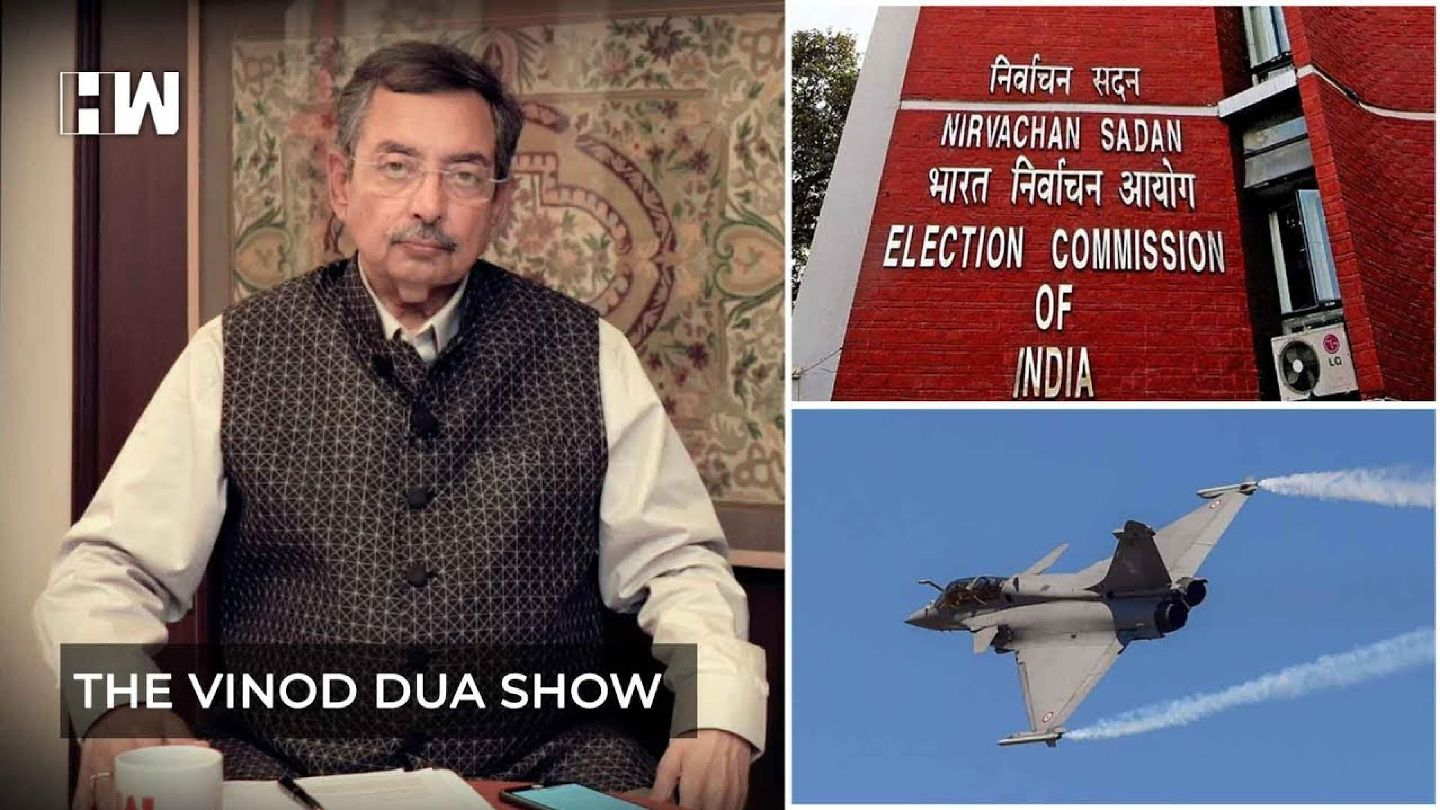 Watch The Vinod Dua Show Season 1 Episode 68 Online | The Vinod Dua