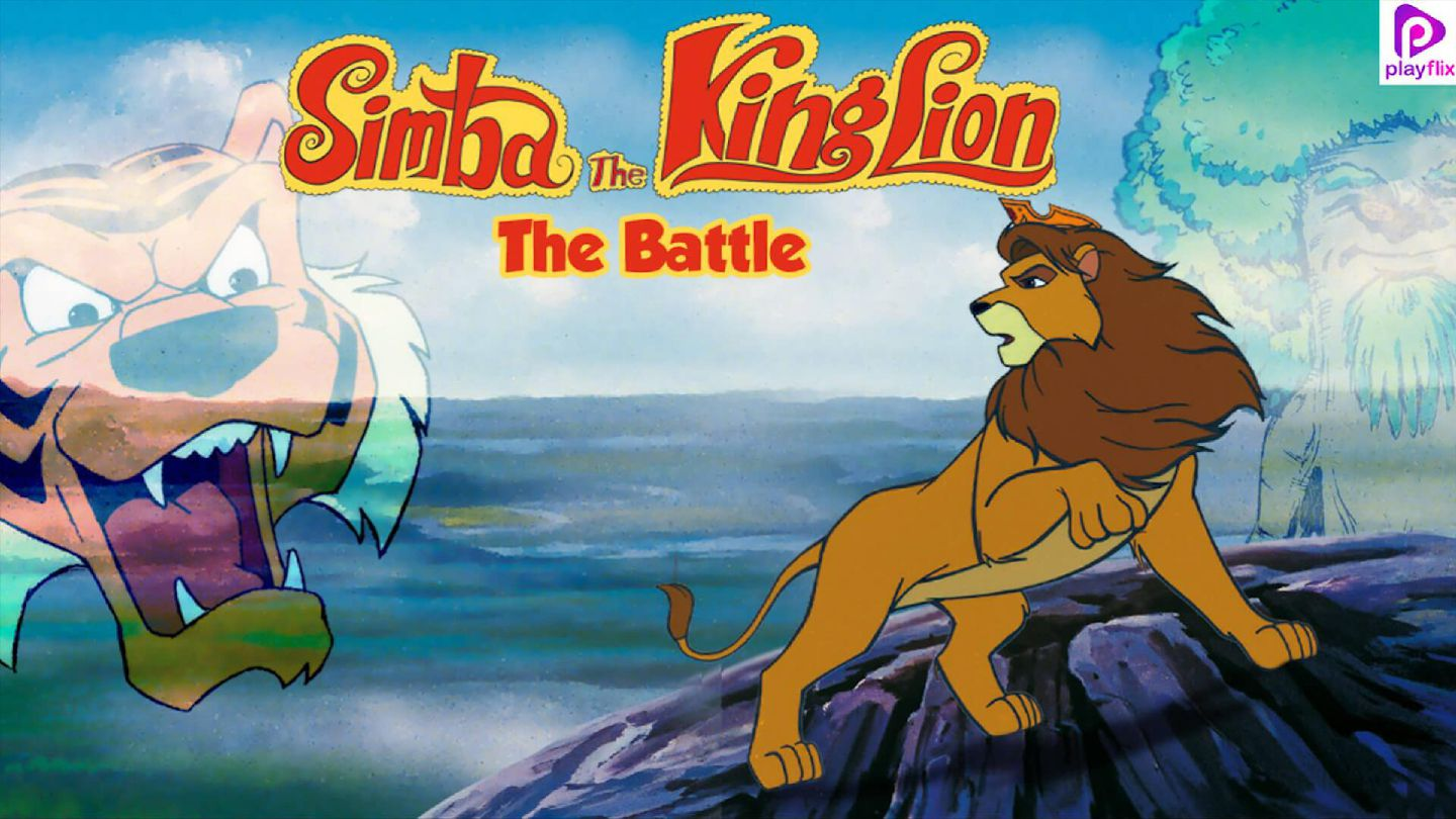 Simba the King Lion (Hindi)