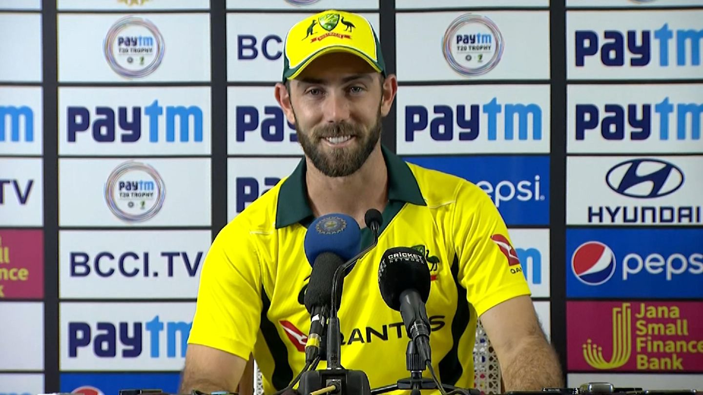 Clarity of my role helps me perform consistently - Glenn Maxwell