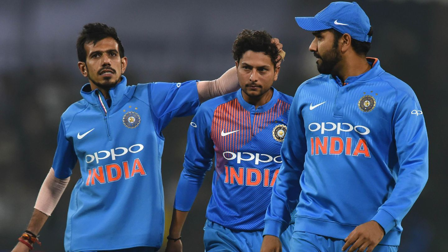 South Africa would be delighted to not face Kuldeep and Chahal - Pommie Mbangwa