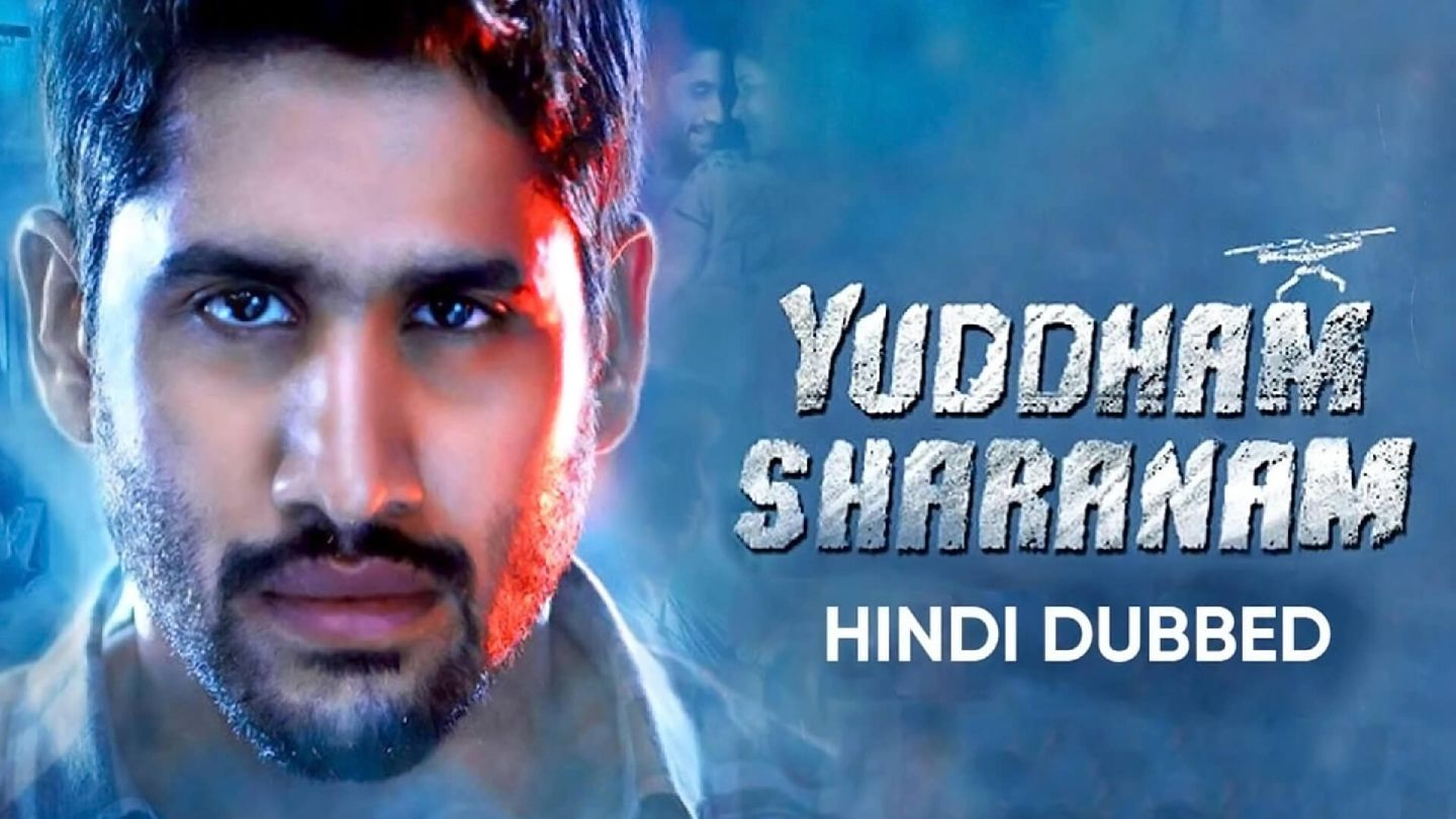 Yuddham Sharanam (Hindi Dubbed)