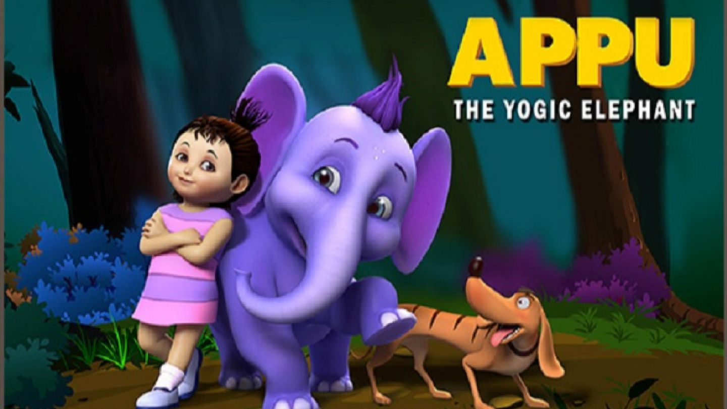 Appu The Yogic Elephant