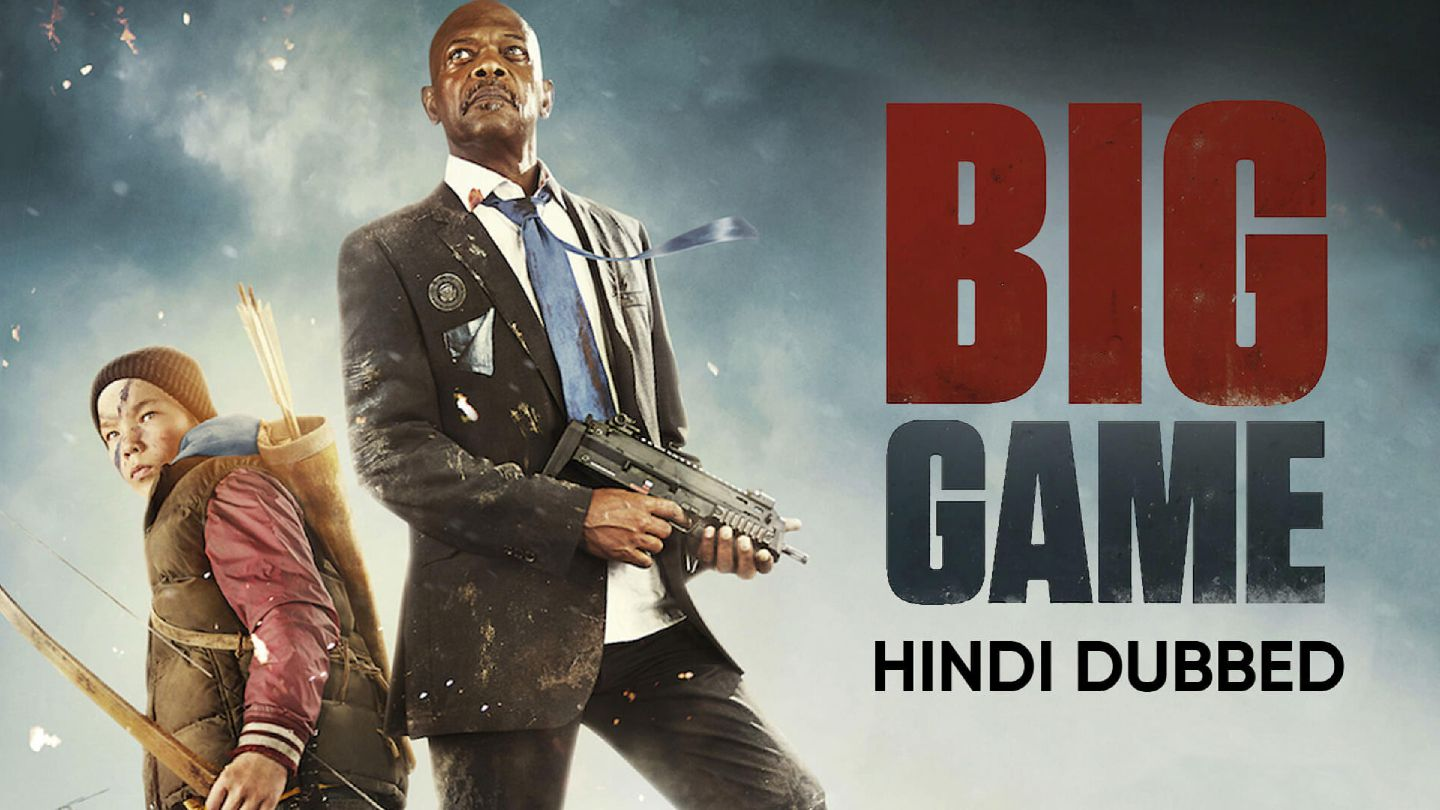 Big Game (Hindi Dubbed)