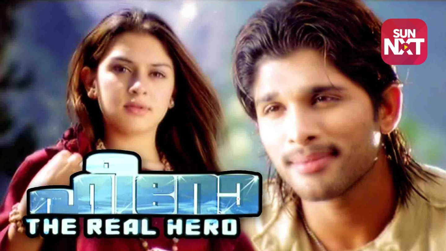 Hero: The Real Hero (Malayalam Dubbed)