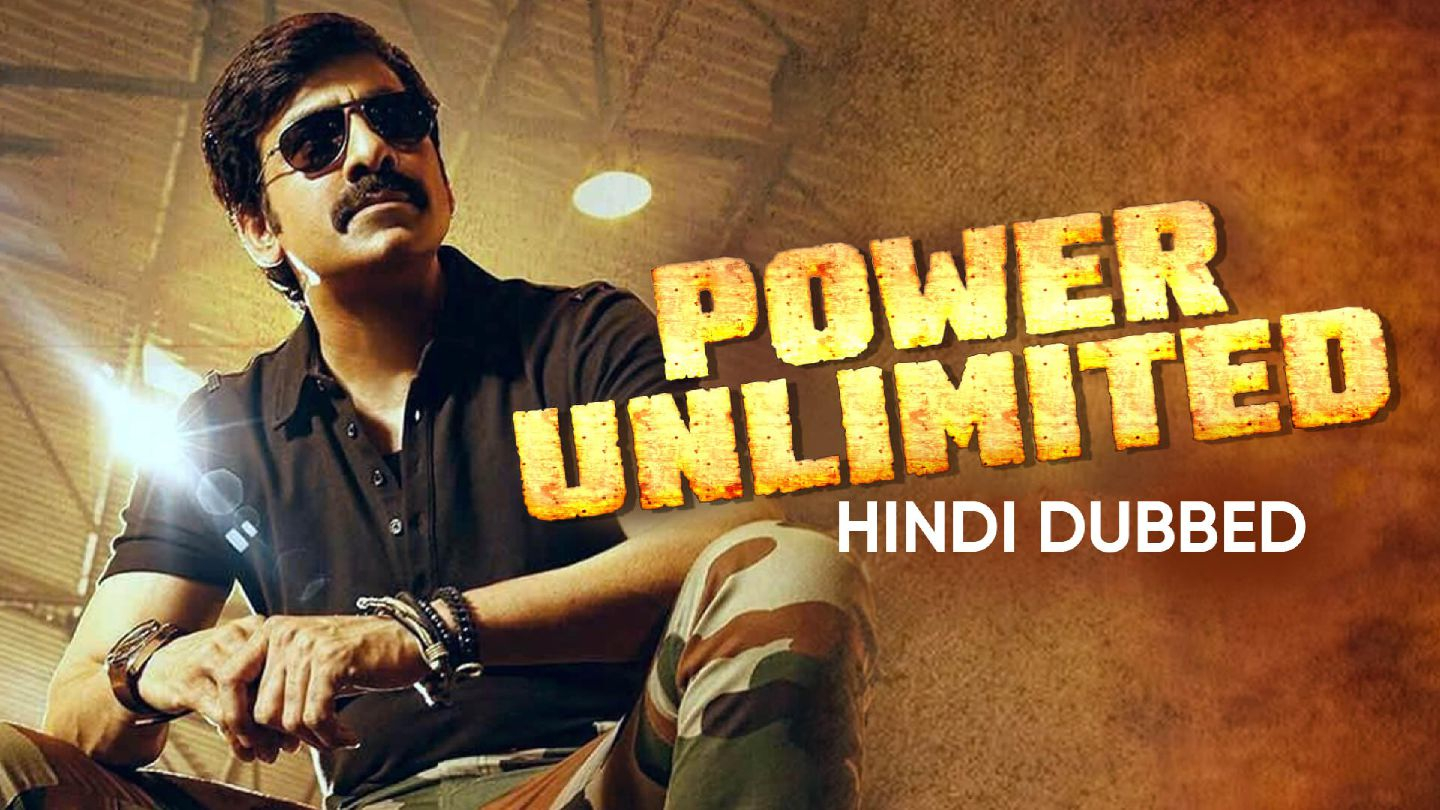 Power Unlimited (Hindi Dubbed)