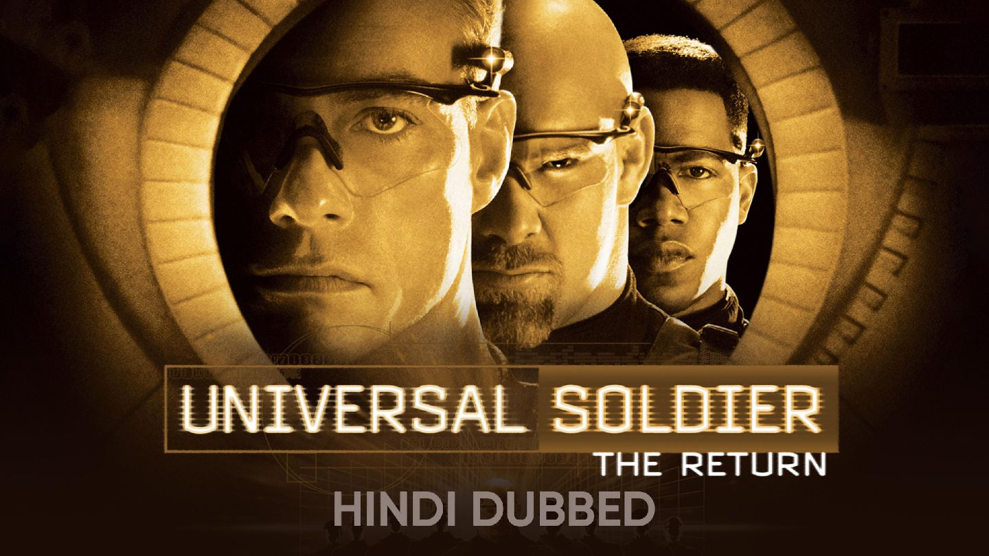 Universal Soldier: The Return (Hindi Dubbed)