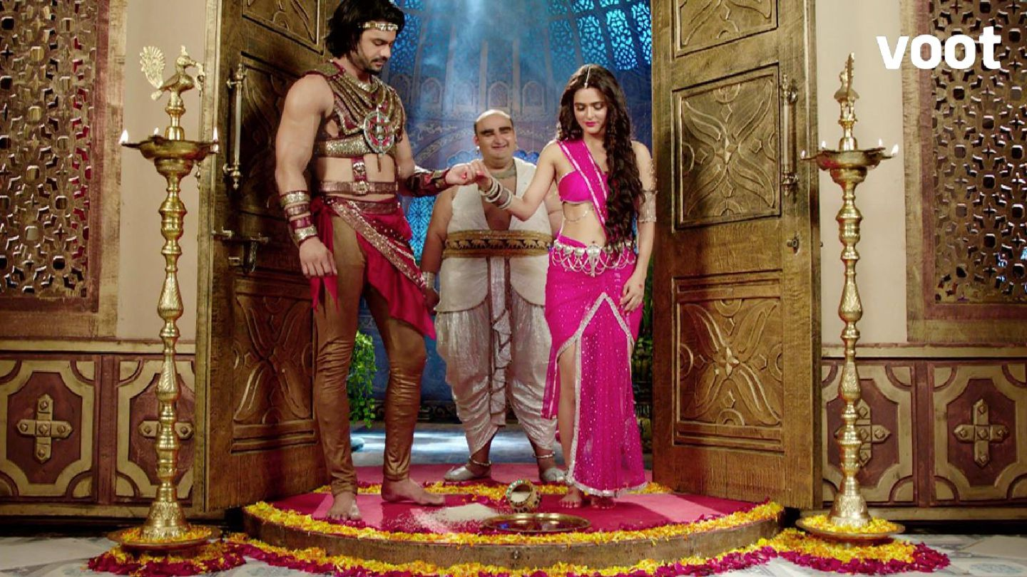A new beginning for Chandrakanta!