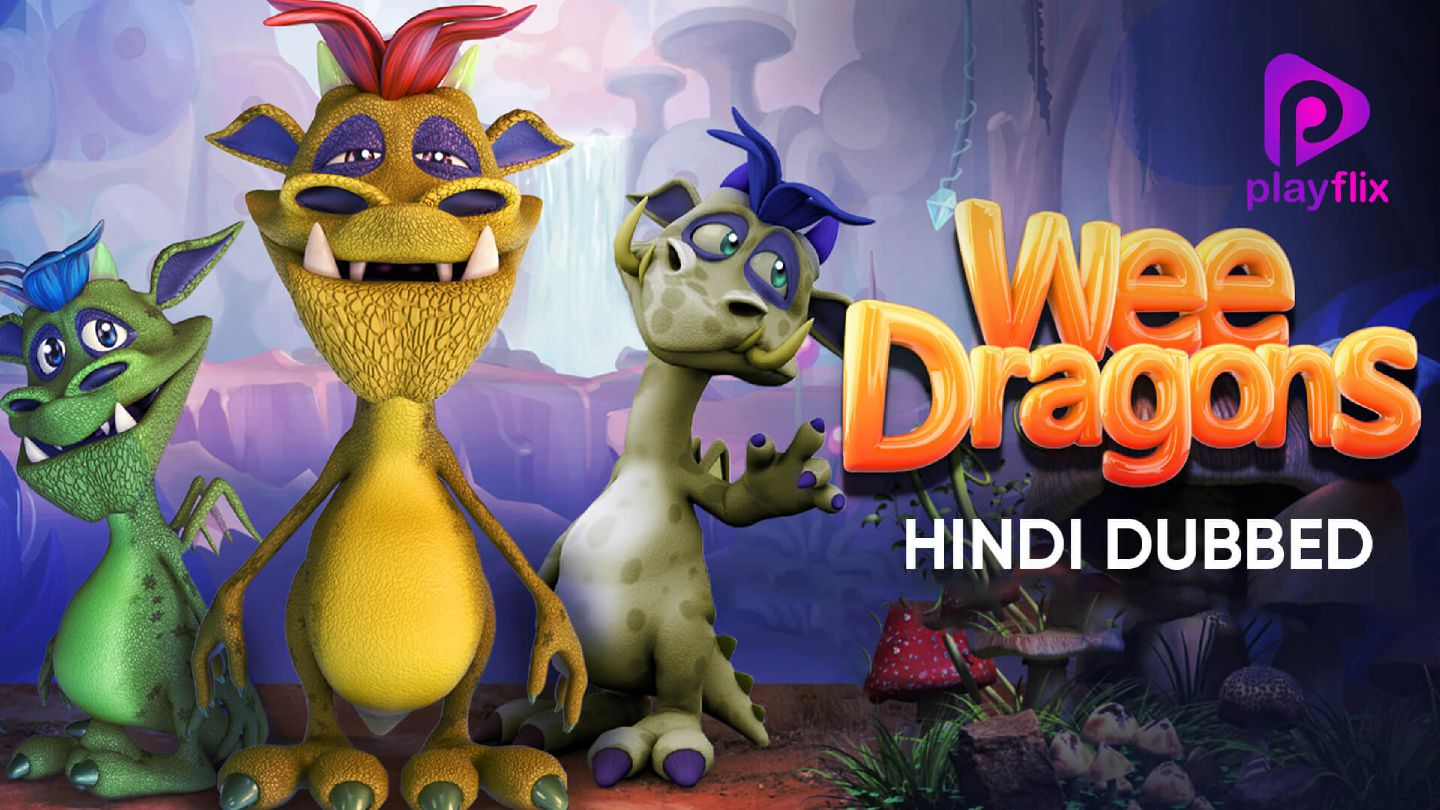 Wee Dragons (Hindi Dubbed)