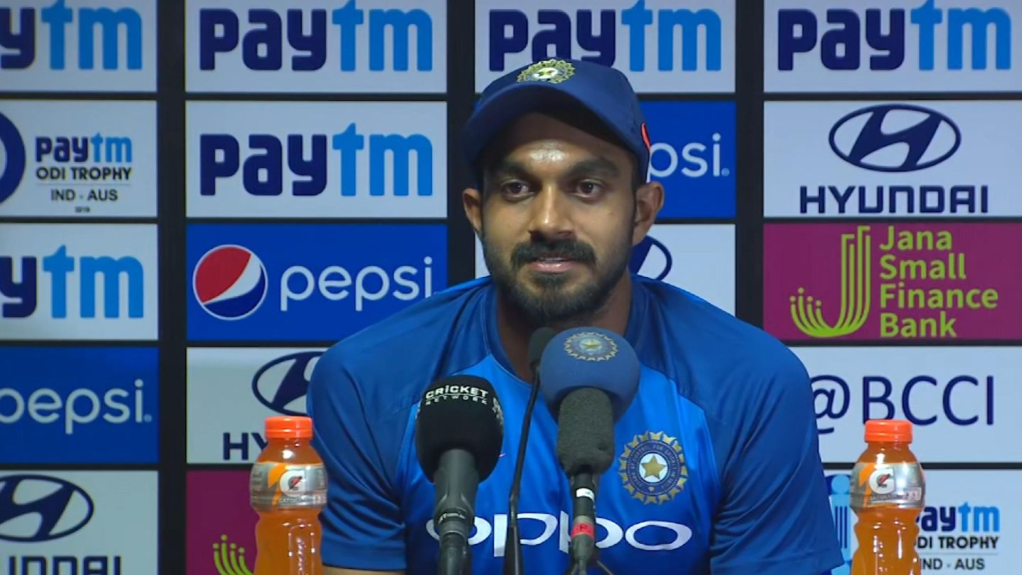 Tonight's final over will give team confidence that I can do it - Vijay Shankar