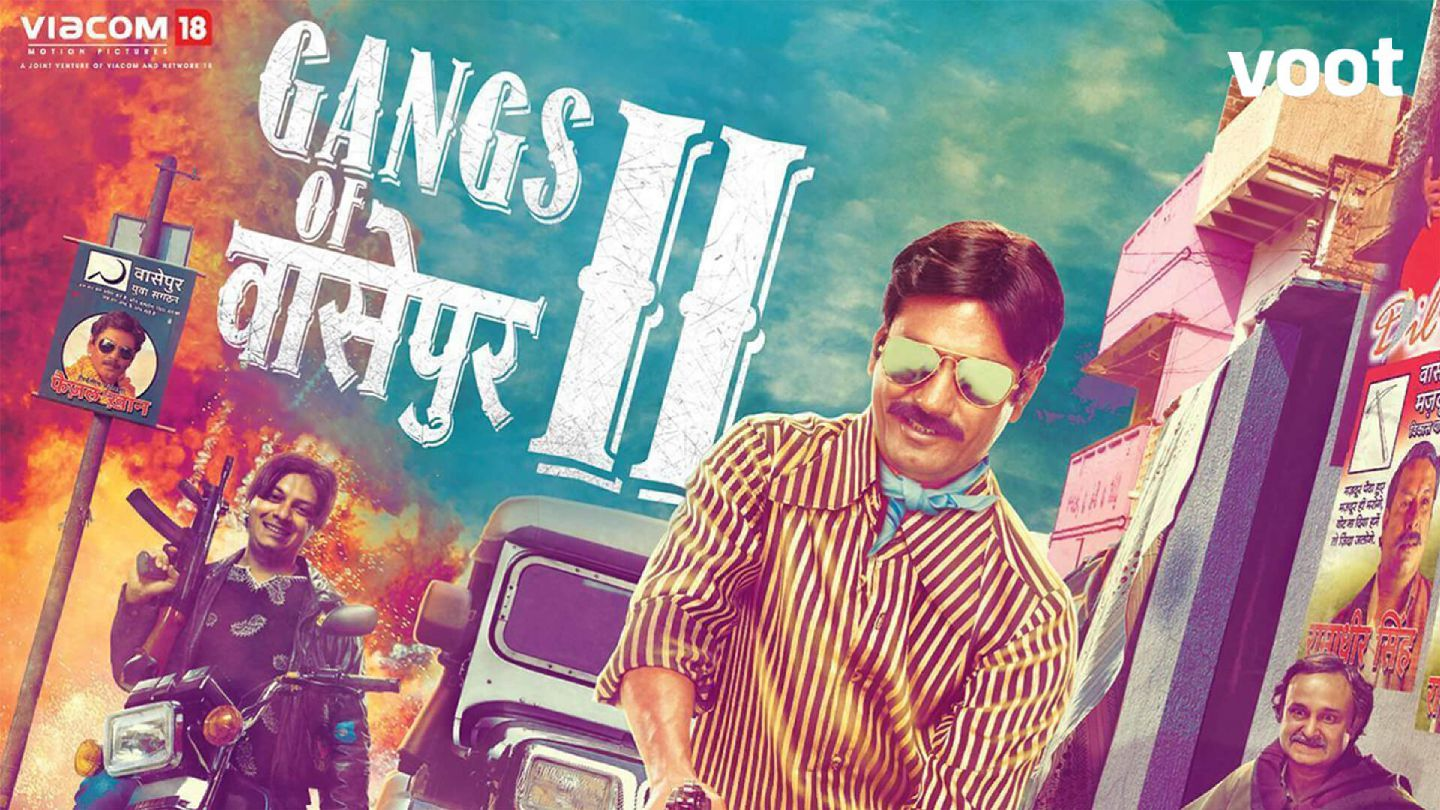 Gangs of Wasseypur Part II