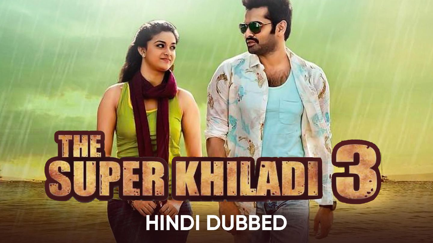 The Super Khiladi 3 (Hindi Dubbed)