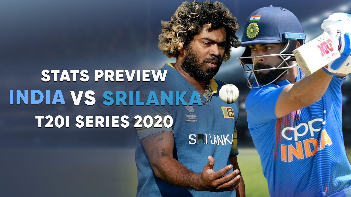 India vs Sri Lanka T20 Series 2020