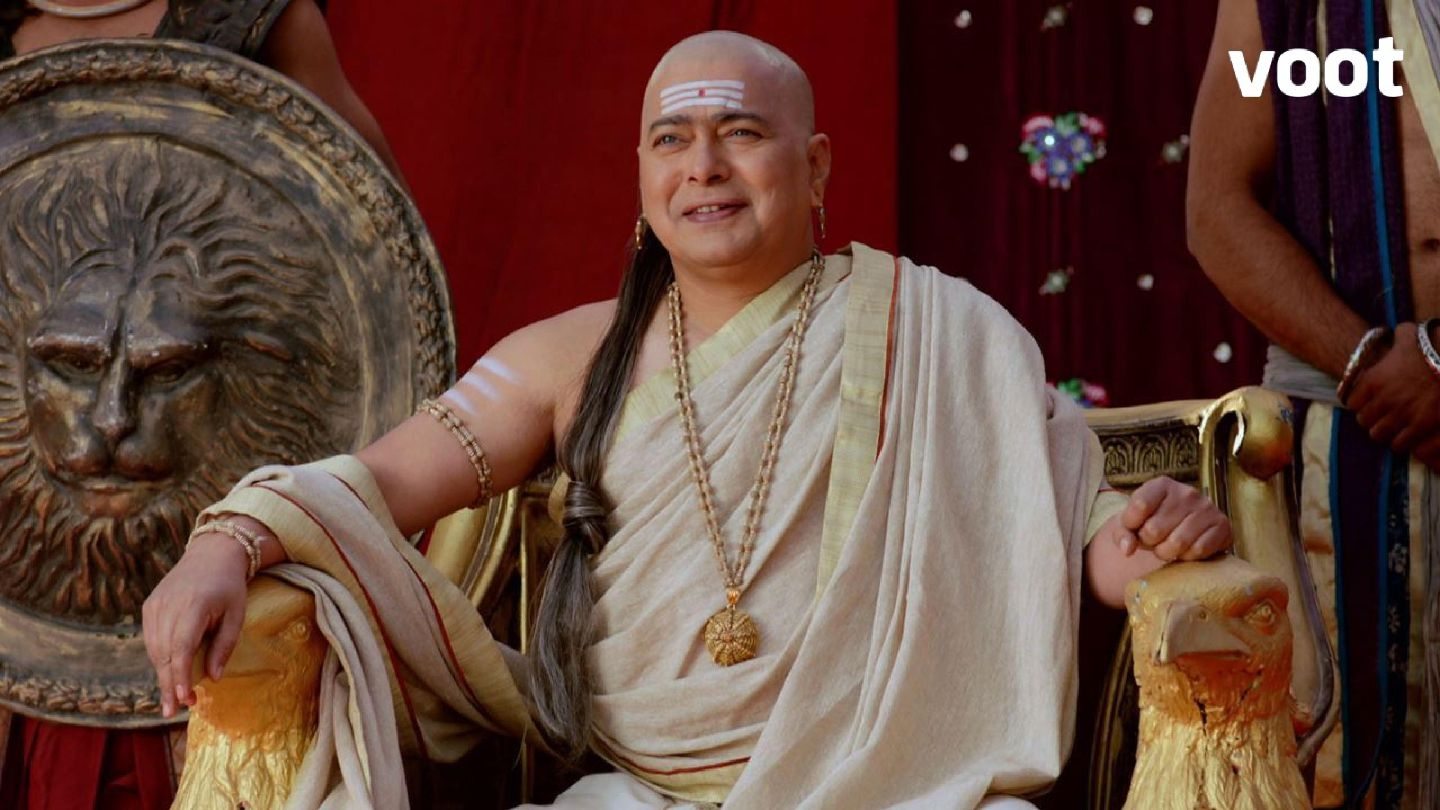 Acharya Chanakya's horrifying dream