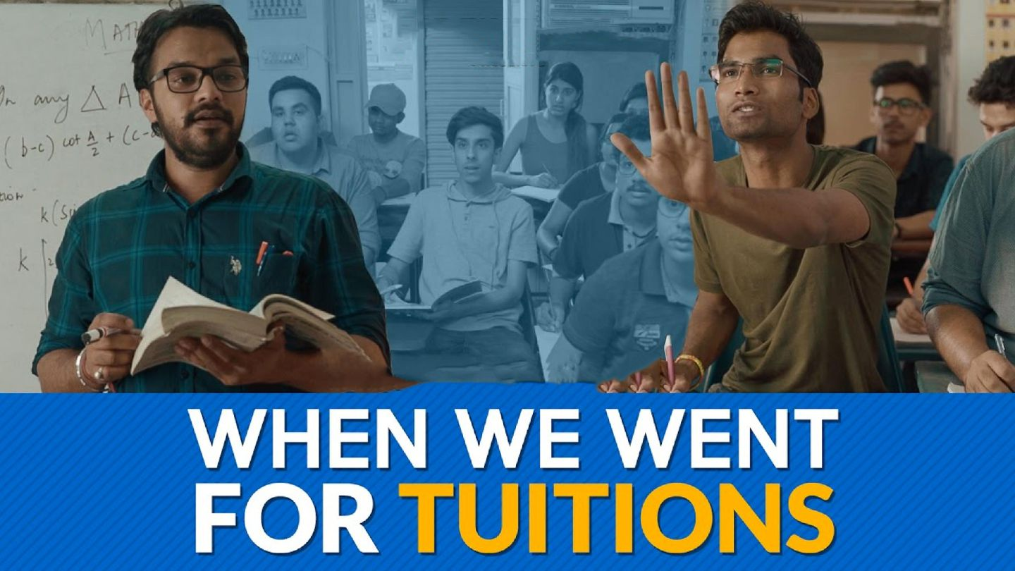 When We Went To Tuitions