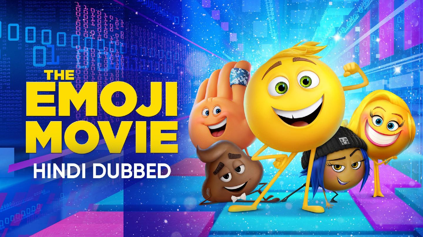 The Emoji Movie (Hindi Dubbed)