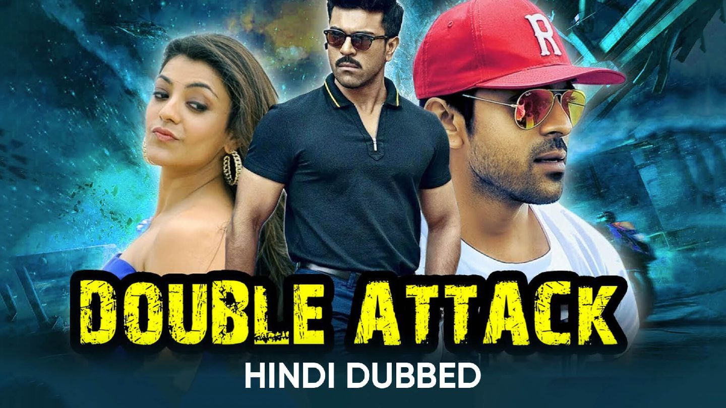 Double Attack (Hindi Dubbed)