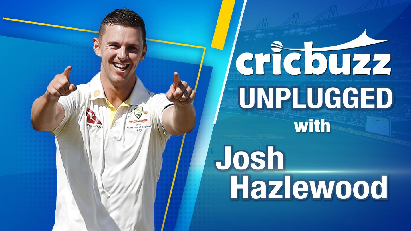 Pretty special to get your name etched in Ashes history - Josh Hazlewood